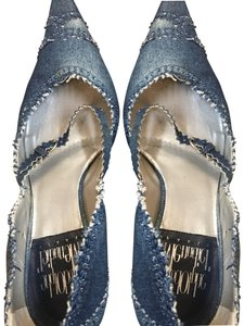 Rodolphe Menudier blue Pumps