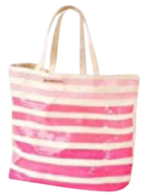 Item - Pink Canvas Tote