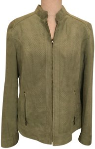 Conrad C Poly Lined Green Jacket