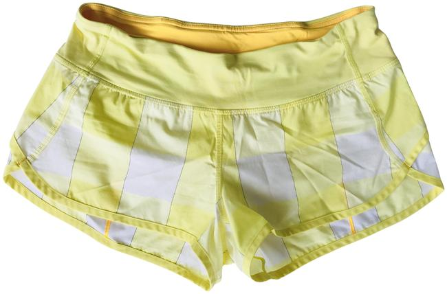 Item - Yellow Speed Activewear Bottoms Size 4 (S, 27)