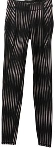 Ivy Park Ivy Park (TopShop) striped workout leggings XS