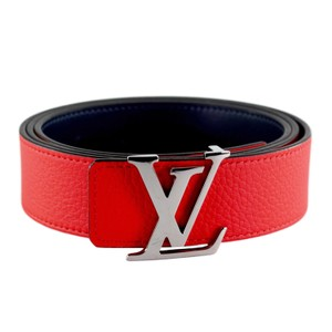 2bf576724878 Louis Vuitton Epi Reversable LV Initial Belt 40 6453