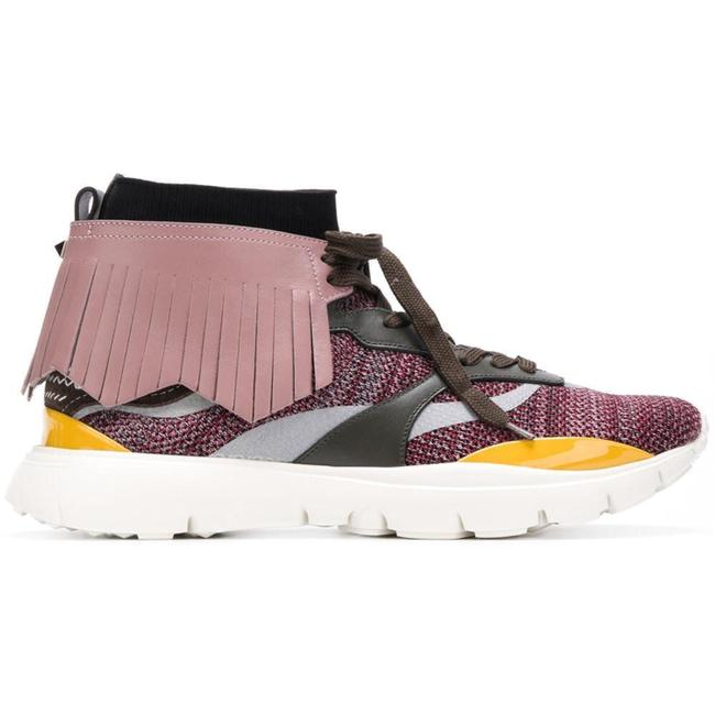 Item - Purple New 2018 Spring Summer Heroes Tribe Leather Fringe Sneakers Size EU 40 (Approx. US 10) Regular (M, B)