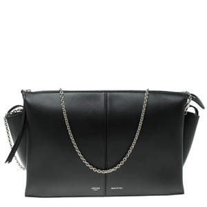 Céline Black Clutch