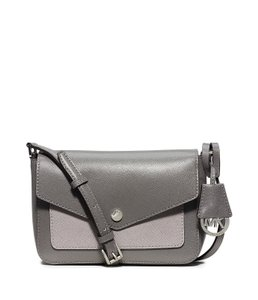 ac65cb50882c5f Michael Kors Messenger Shoulder Purse Cross Body Bag. Michael Kors  Greenwich Small Flap ...