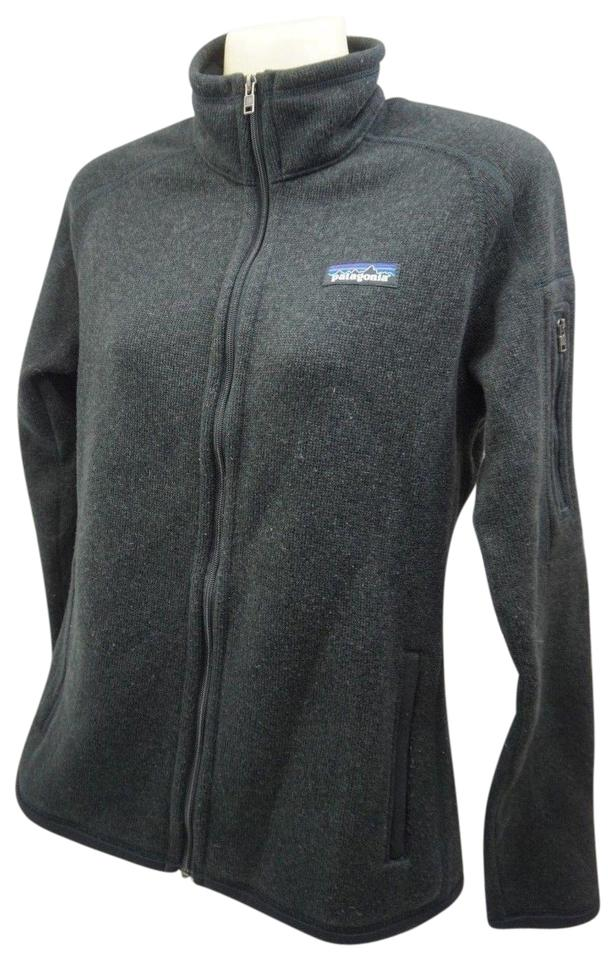 Patagonia Black Women's Better Sweater Fleece Jacket Size 4 (S)