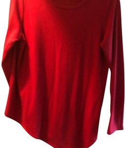 Karen Kane Top red