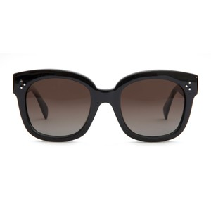 Céline NEW Celine CL41805/S New Audrey Black Sunglasses