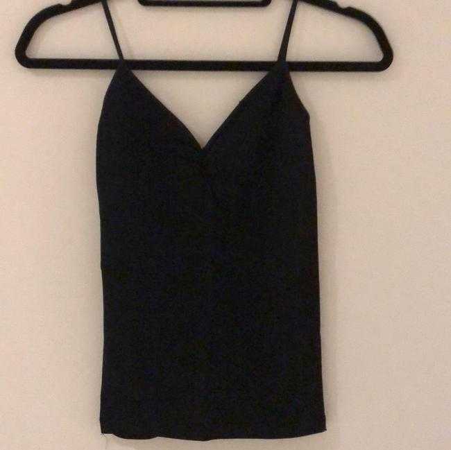 Theory Black Neverfull Tank Top/Cami Size OS (one size) Theory Black Neverfull Tank Top/Cami Size OS (one size) Image 1