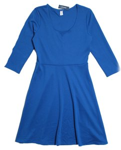 Old Navy short dress Blue Fall Fun on Tradesy