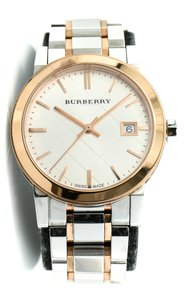 Burberry Burberry BU9105 City Two Tone Ladies Watch