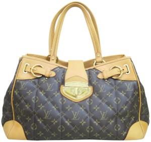 Louis Vuitton Lv Etoile Canvas Satchel in Monogram