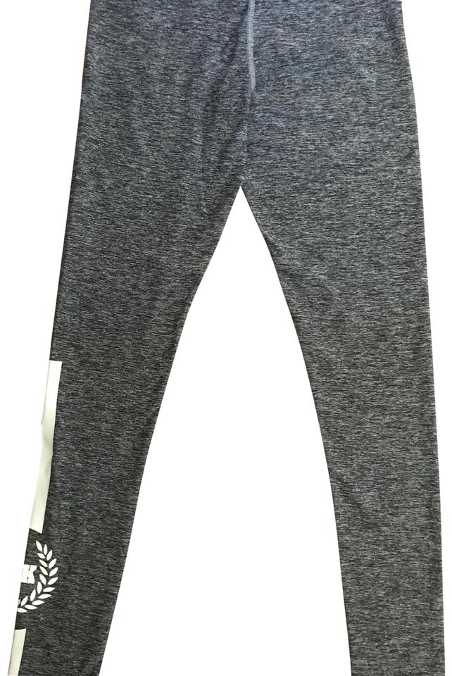 fac032048a024 PINK Gray / Heather Victoria Secret Yoga Pants / with Small Inside Front  Pocket Activewear Bottoms Size 0 (XS) 43% off retail