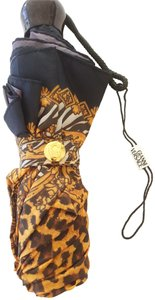Versace GIANNI VERSACE BAROQUE UMBRELLA MEDUSA NEW DEADSTOCK