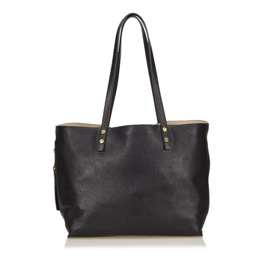 Preload https://item2.tradesy.com/images/chloe-dilan-black-leather-x-others-tote-23917096-0-0.jpg?width=440&height=440