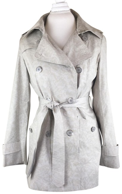 Johnston & Murphy Trench Coat