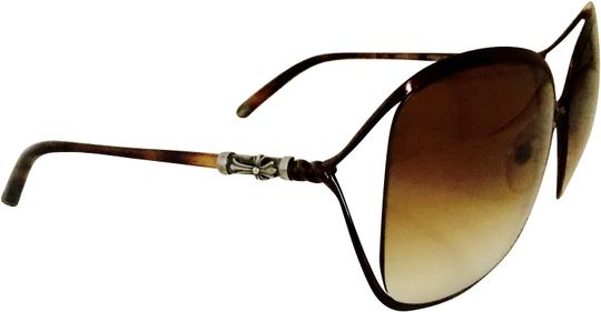 Preload https://item3.tradesy.com/images/chrome-hearts-brown-gradient-fish-eye-sterling-silver-women-s-sunglasses-23917197-0-1.jpg?width=440&height=440