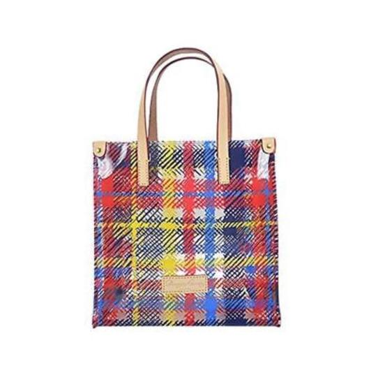 Preload https://item2.tradesy.com/images/dooney-and-bourke-chatham-lunch-clear-multicolor-acrylic-tote-23917226-0-0.jpg?width=440&height=440