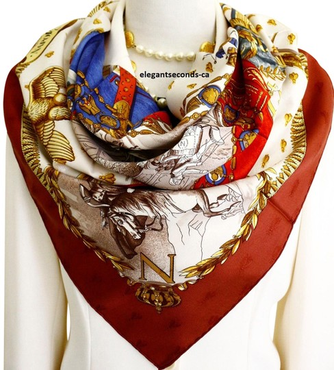 Preload https://item3.tradesy.com/images/hermes-final-sale-jacquarescarf-napoleon-phillip-ledoux-90-scarfwrap-23917252-0-2.jpg?width=440&height=440