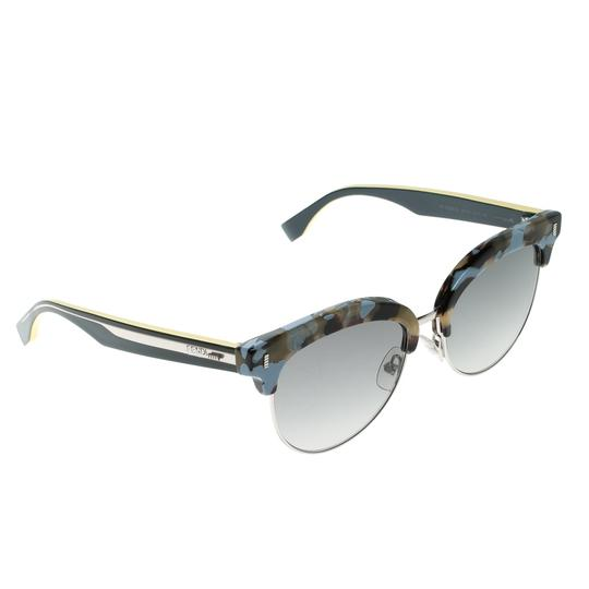 Preload https://img-static.tradesy.com/item/23917256/fendi-blue-ff-0154s-color-block-clubmaster-sunglasses-0-0-540-540.jpg