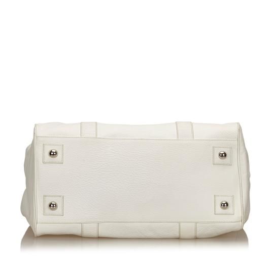 Mulberry 7jmbdb001 White Travel Bag