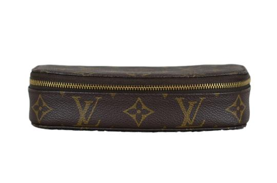 Preload https://item5.tradesy.com/images/louis-vuitton-brown-poche-monogram-canvas-monte-carlo-with-lock-m47352-23917279-0-0.jpg?width=440&height=440