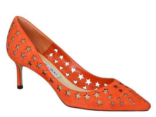 Preload https://item3.tradesy.com/images/jimmy-choo-romy-in-orange-suede-stars-pumps-size-us-11-regular-m-b-23917307-0-0.jpg?width=440&height=440