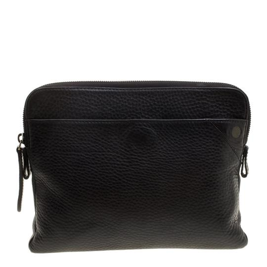 Preload https://item3.tradesy.com/images/burberry-black-leather-pouch-wallet-23917347-0-0.jpg?width=440&height=440