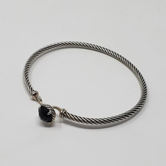 David Yurman Sterling silver David Yurman Chtelaine bracelet