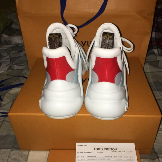 Louis Vuitton White Athletic