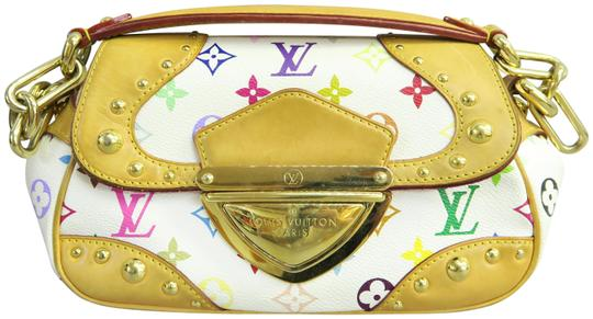 Preload https://item5.tradesy.com/images/louis-vuitton-marilyn-pm-tote-shoulder-white-and-multicolor-canvas-beach-bag-23917389-0-1.jpg?width=440&height=440