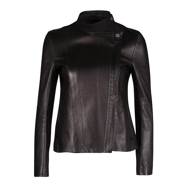The Row Leather Jacket