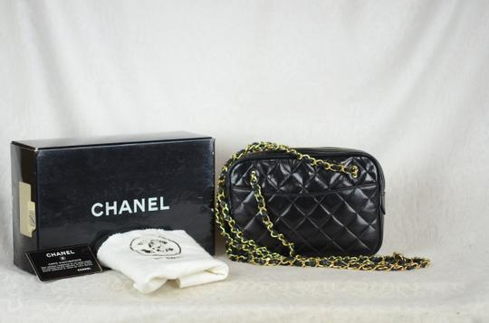 Chanel Classic Lambskin Shoulder Bag