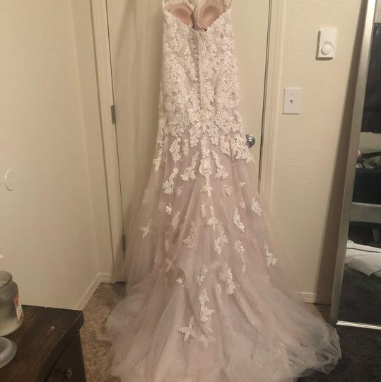 Preload https://item2.tradesy.com/images/stella-york-champagne-never-worn-vintage-wedding-dress-size-8-m-23917431-0-0.jpg?width=440&height=440