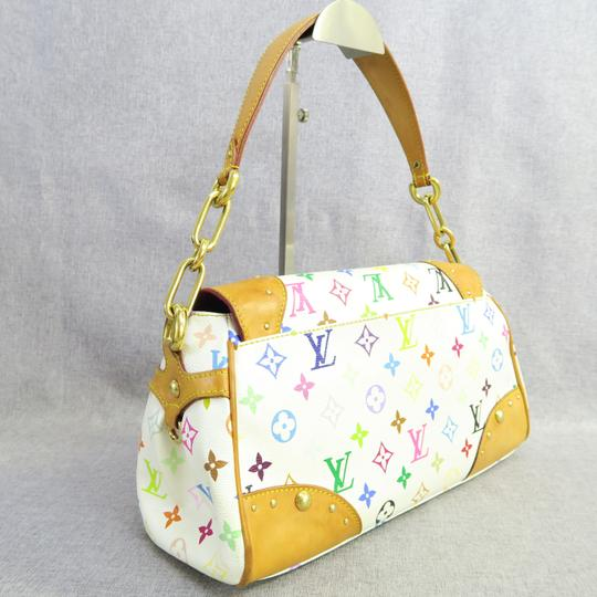 Louis Vuitton Marilyn Canvas Shoulder Bag
