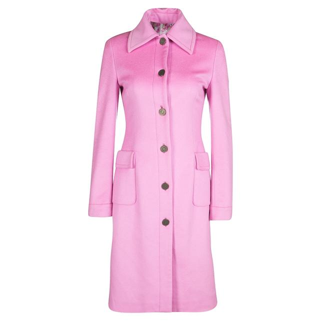 Preload https://img-static.tradesy.com/item/23917449/valentino-pink-cashmere-floral-print-lined-long-trench-coat-size-2-xs-0-0-650-650.jpg