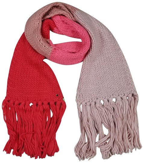 Preload https://item3.tradesy.com/images/kate-spade-pink-wool-blend-color-block-heavy-knit-scarfwrap-23917467-0-1.jpg?width=440&height=440