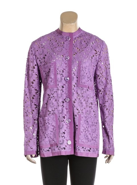 Preload https://item1.tradesy.com/images/gucci-purple-wisteria-flower-lace-38-485146-spring-jacket-size-8-m-23917540-0-0.jpg?width=400&height=650