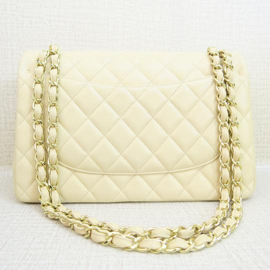 Chanel Jumbo Double Flap Shoulder Bag