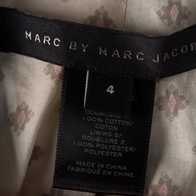 Marc by Marc Jacobs Satin Blue Blazer