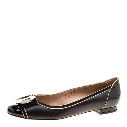 Preload https://img-static.tradesy.com/item/23917663/salvatore-ferragamo-black-leather-missy-ballet-flats-size-eu-395-approx-us-95-regular-m-b-0-0-540-540.jpg