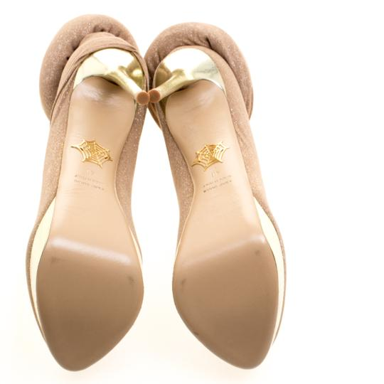 Charlotte Olympia Beige Athletic