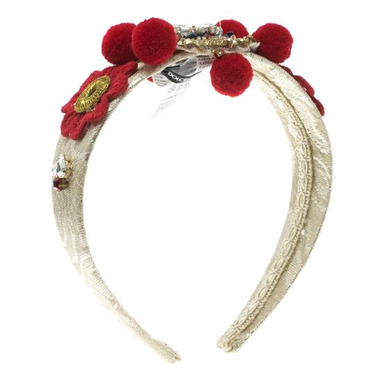 Preload https://item3.tradesy.com/images/dolce-and-gabbana-multicolor-crystal-fabric-headband-hair-accessory-23917732-0-0.jpg?width=440&height=440