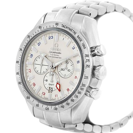 Omega Omega Speedmaster Broad Arrow Co-Axial GMT Mens Watch 3581.30.00
