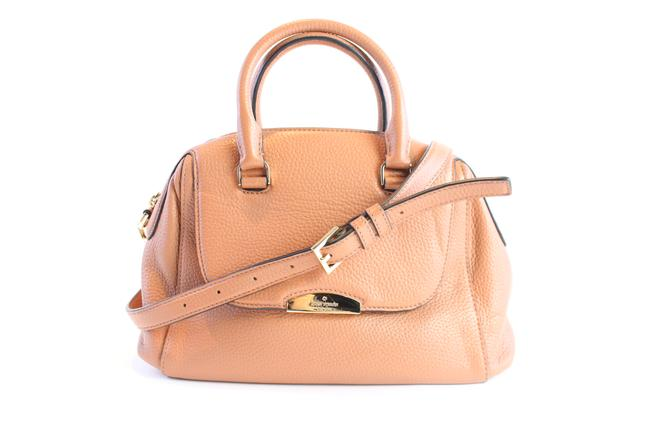 Item - 2ay 1mz0824 Rose Leather Messenger Bag