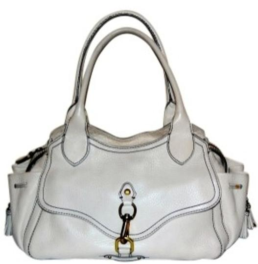 Cole Haan Satchel in Off White