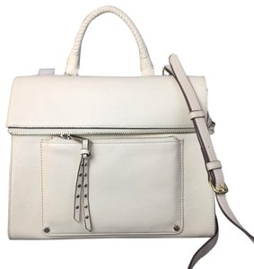 Rebecca Minkoff Satchel in off white ivory