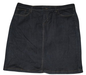 Old Navy Skirt Denim
