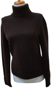 Elena Solano Cashmere Turtleneck Sweater