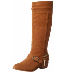 Chinese Laundry Fall Suede Camel Boots